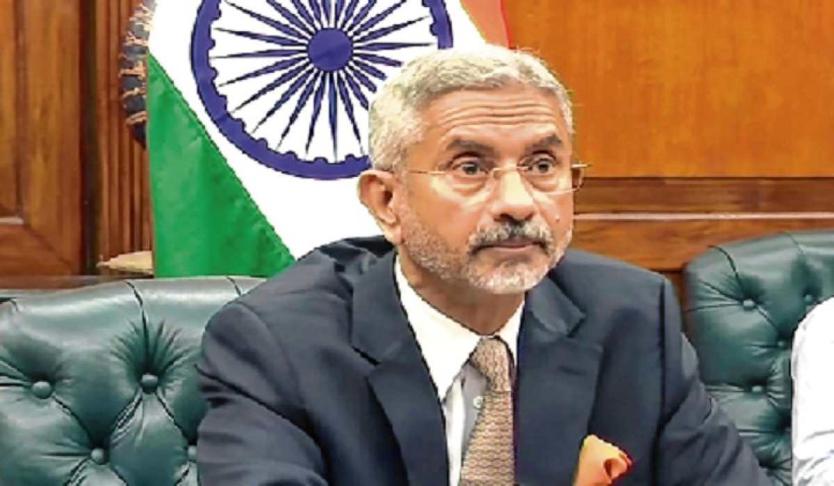 Jaishankar's veiled message to Chinese Foreign Minister