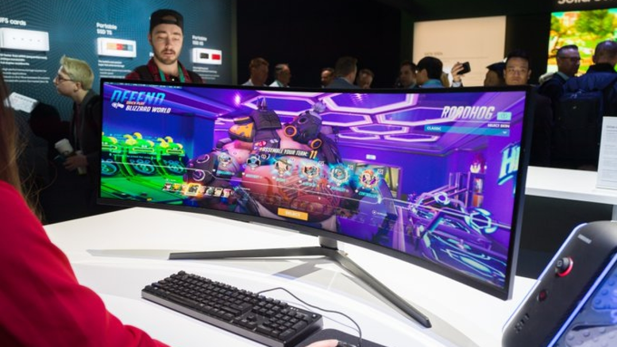 Samsung launches new curved gaming monitor Odyssey G9
