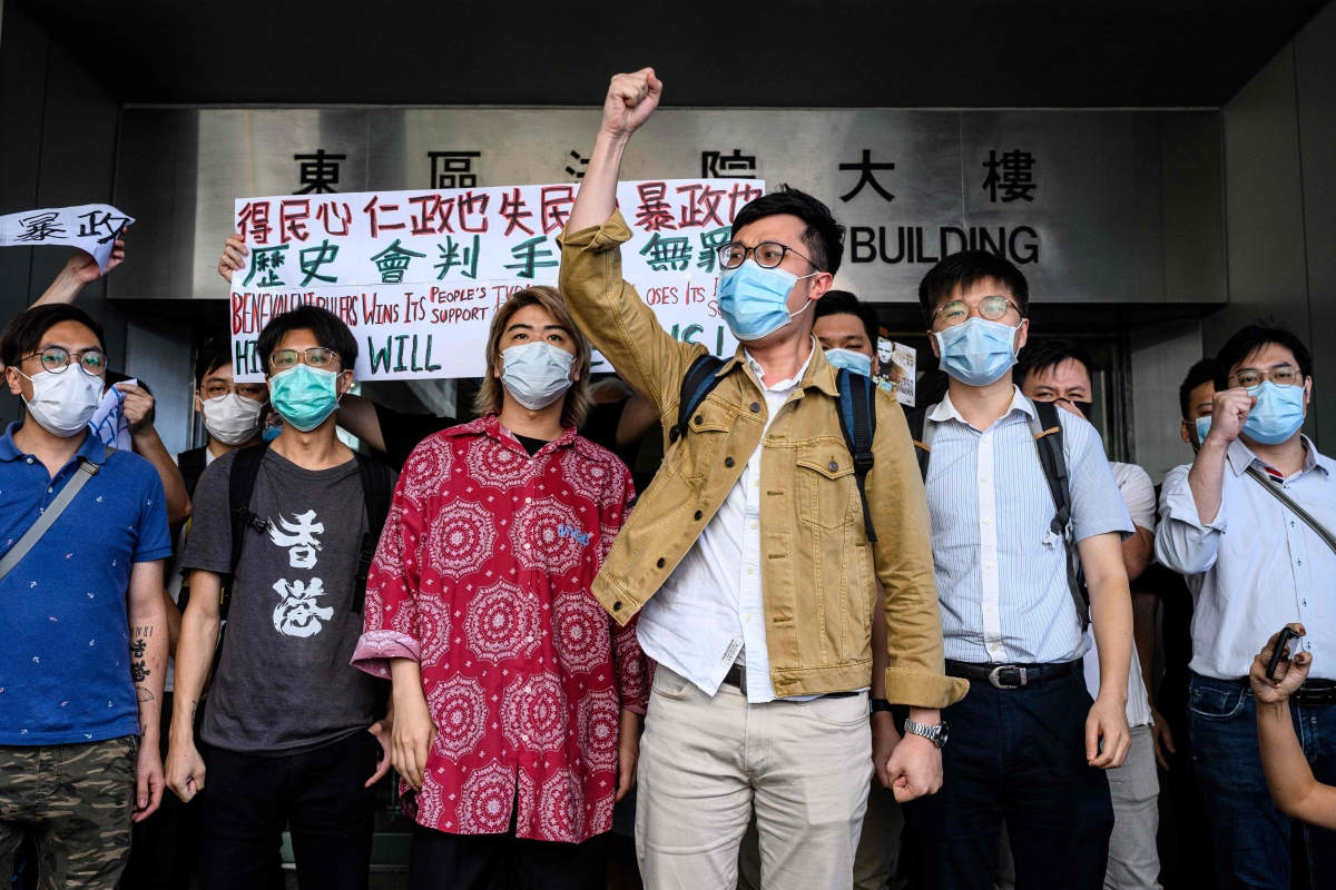 China's new weapon to silence Hong Kong protesters