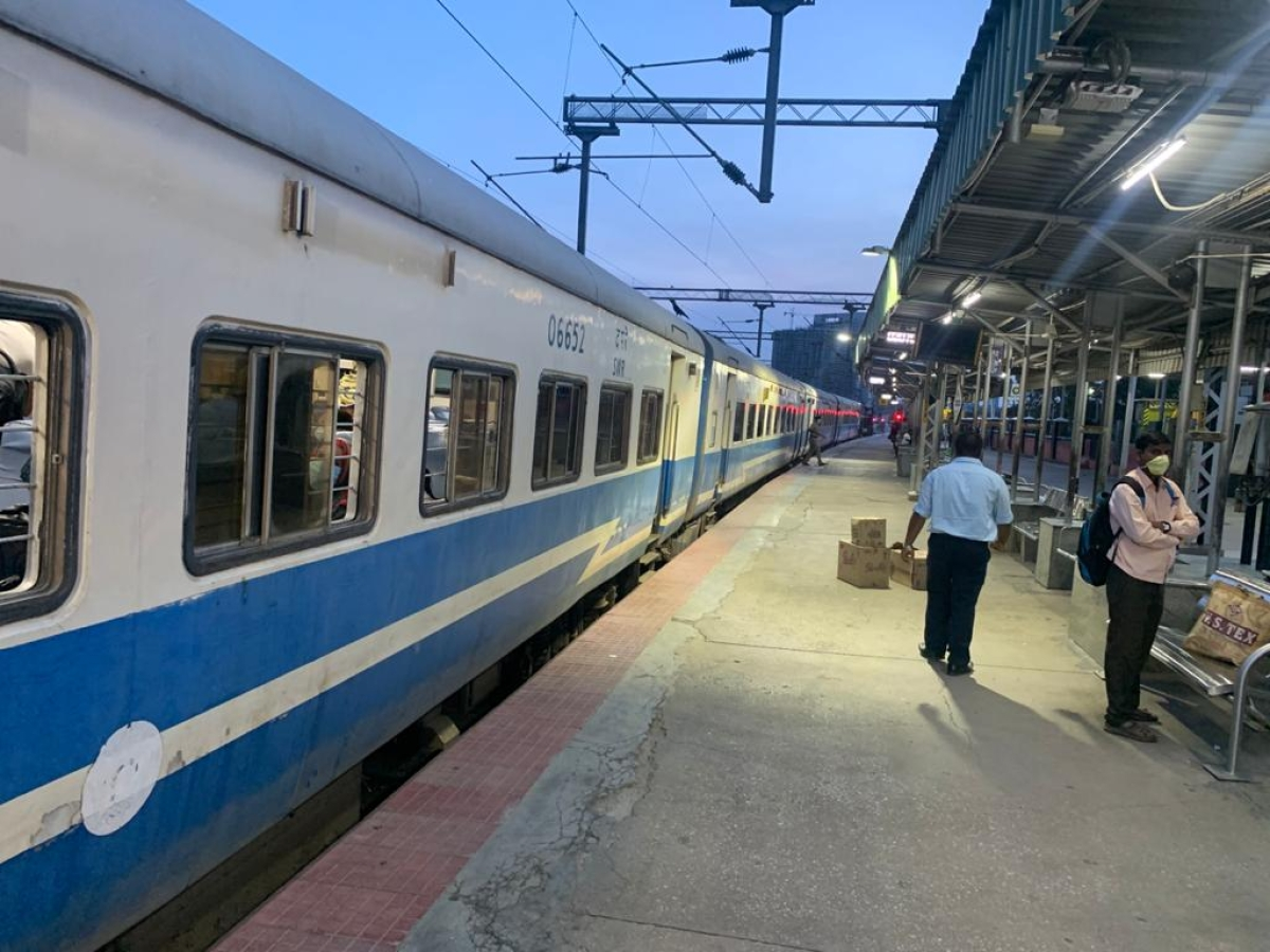 SWR commences special train services