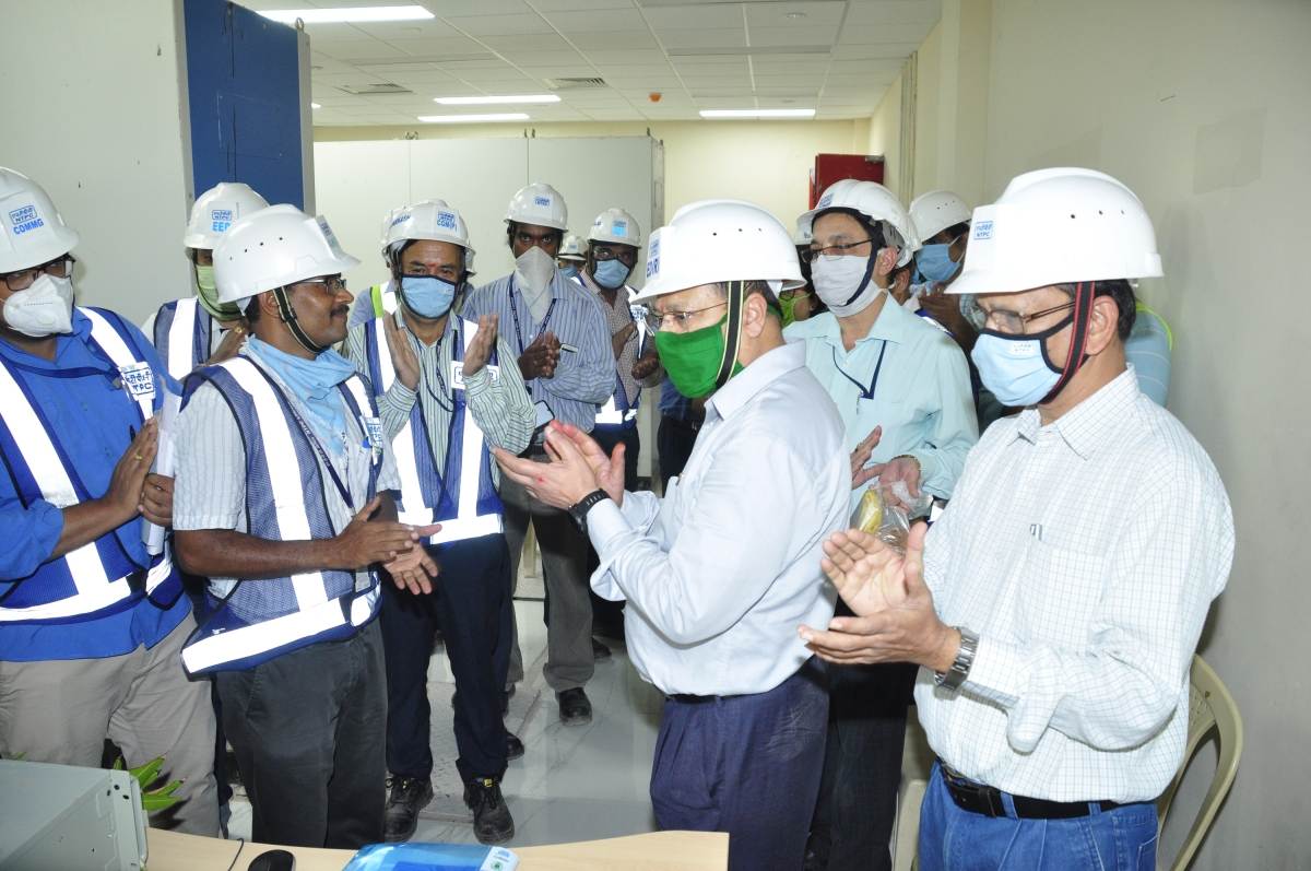 Drawl of Startup Power for Telangana Project inaugurated