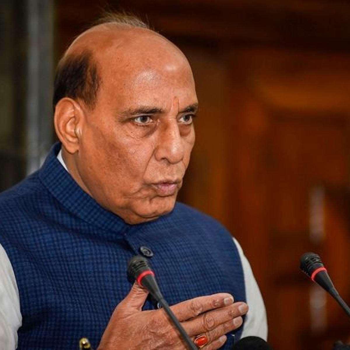 COVID-19: Rajnath Singh to release first batch of DRDO's 2DG drug tomorrow
