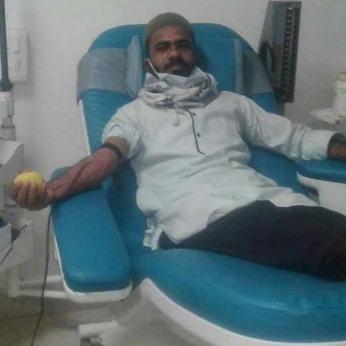 World Blood Donor Day 2020: Saving life delights blood donor
