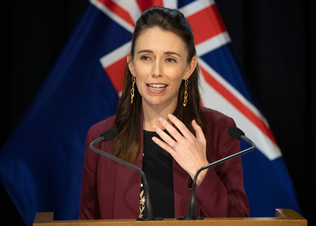 New Zealand PM Jacinda Ardern calls military to deal with COVID-19