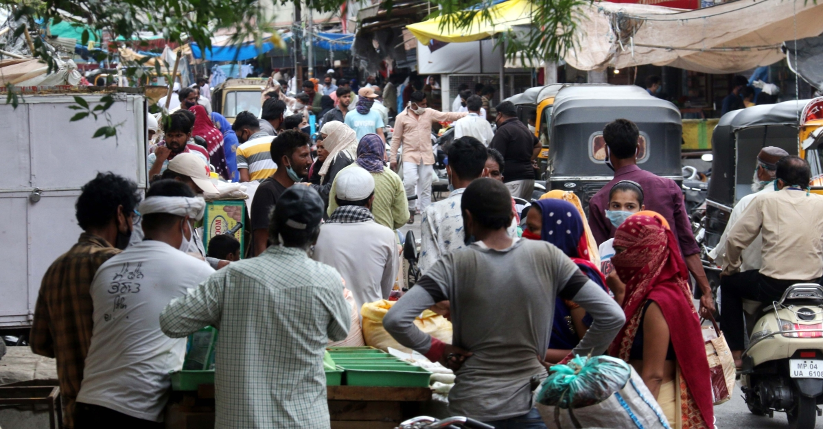Unlock 1.0 in Bhopal: Crowded roads and markets may surge COVID-19 cases to 100 patients per day