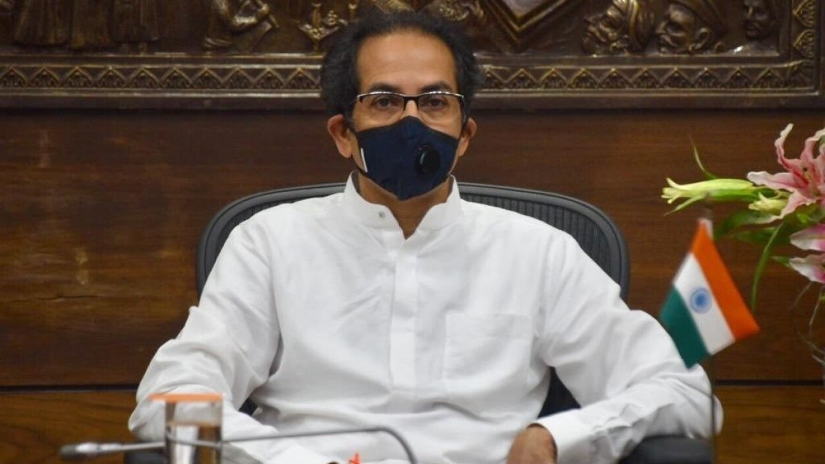Maharashtra CM Uddhav Thackeray (File photo)