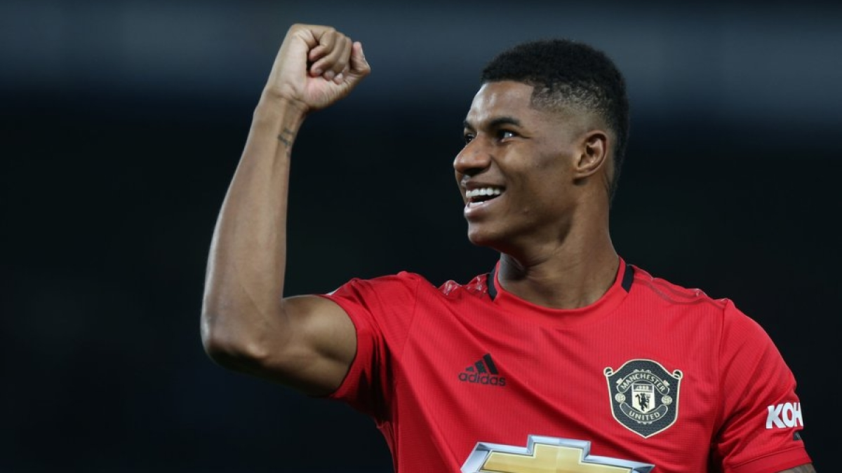 Marcus Rashford Set To Becomes Youngest Recipient Of Honorary Degree From The University Of Manchester