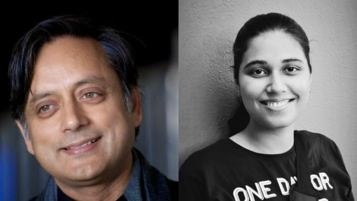 Shashi Tharoor praises Saloni Gaur video where she imitates him; says she does not suffer from hippopotomonstrosesquipedaliophobia