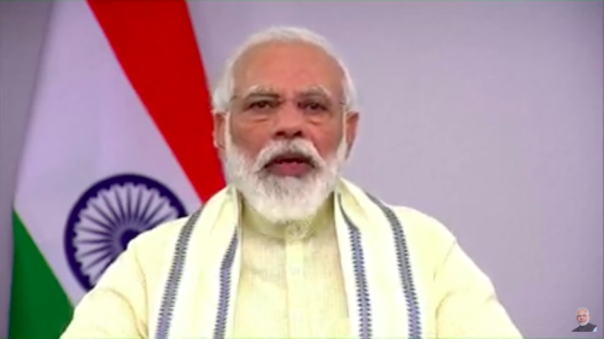 From Pradhan Mantri Gareeb Kalyan Anna Yojana to coronavirus guidelines, highlights of PM Modi's speech