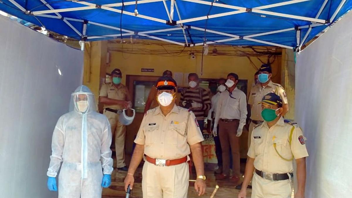 Mumbai Police COVID-19 tally reaches 2,028