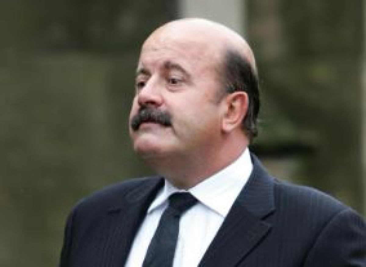 Former snooker star Willie Thorne is no more