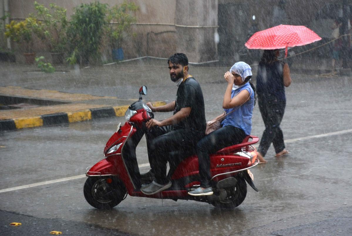 Monsoons in Mumbai, Thane, Navi Mumbai and Palghar: Heavy to very heavy rain predicted in coming days