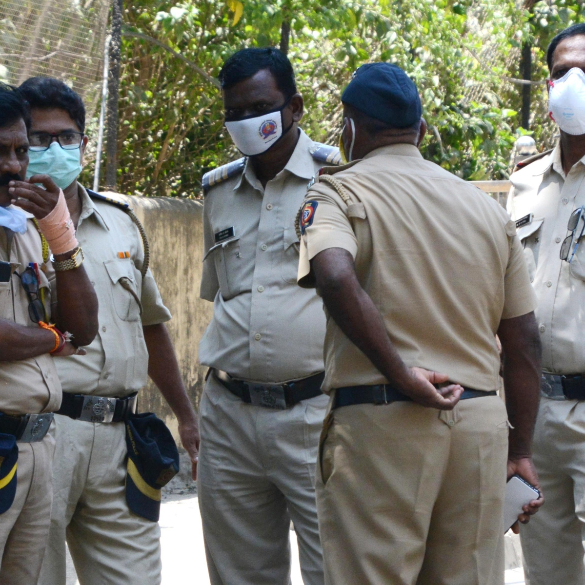 Good news for Thane as 184 police and SRPF personnel recover from COVID-19