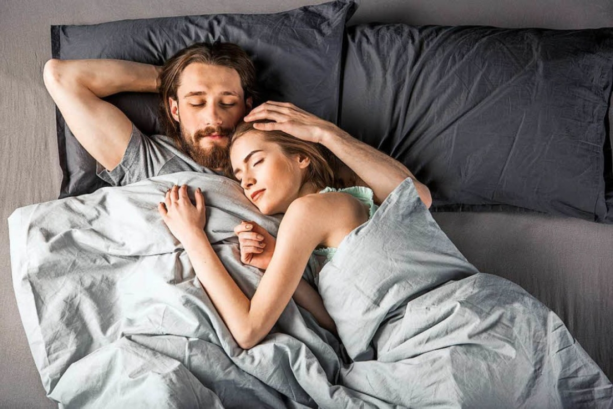 Benefits of sleeping with your better half you probably didn't know