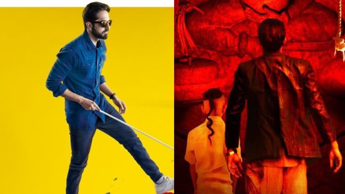 'Andhadhun' or 'Tumbbad'? Twitter users pick their favourite