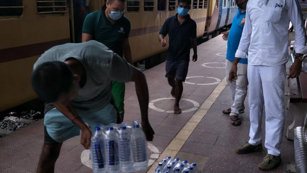 13,36,000 free meals served by Railways in East Coast Railway jurisdiction