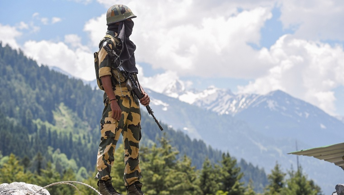 Three militants killed in encounter with security forces in Jammu and Kashmir's Shopian