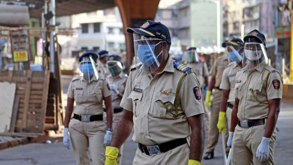 Over 2,500 Maharashtra Police personnel test positive for COVID-19