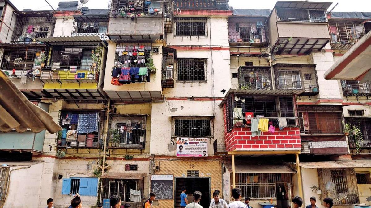 Coronavirus in Mumbai: Lockdown stalls BDD Chawl redevelopment