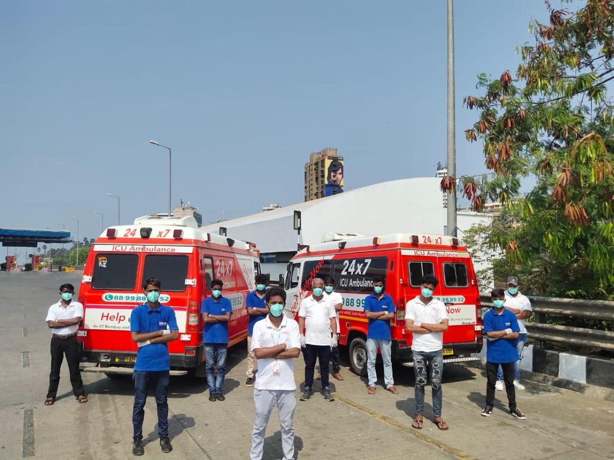 IIT Bombay student develops platform to ensure ambulances arrive in 15 mins