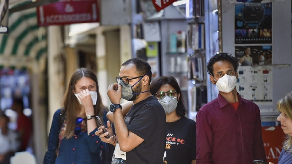 Over 150 fined for not wearing masks in Panvel