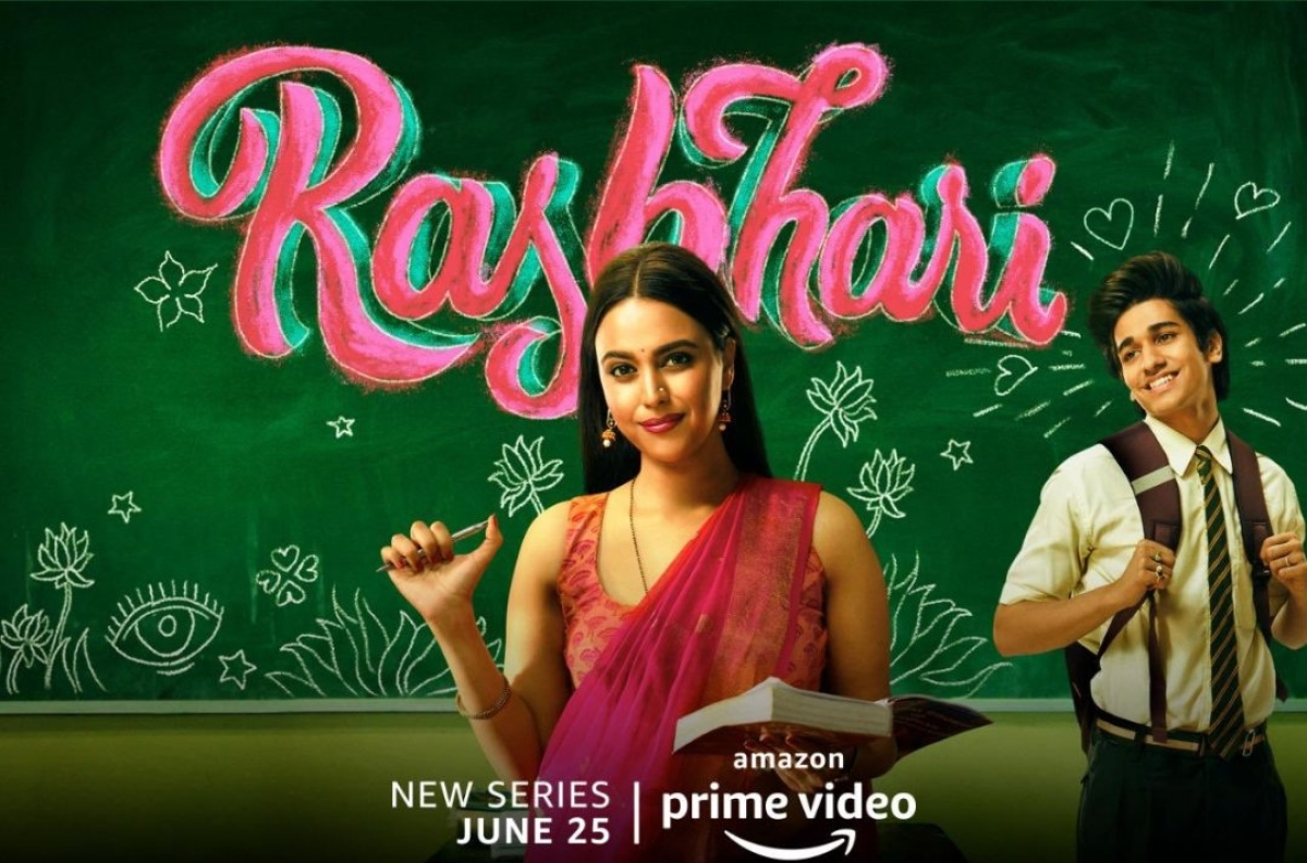 'Please don't watch it when I'm around': Swara Bhasker's adorable banter with dad over 'Rasbhari'