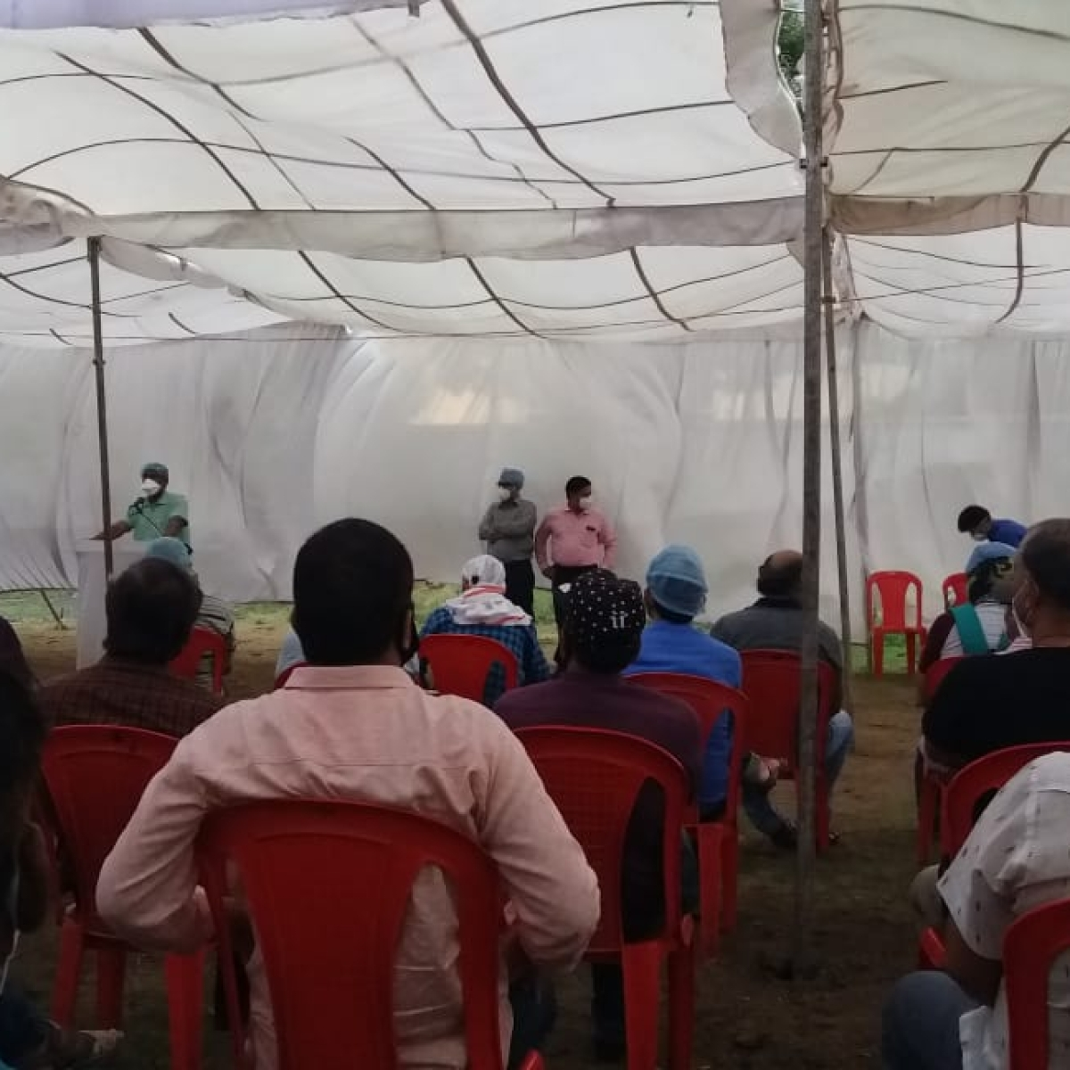 Coronavirus in Ujjain: 60% patients had contact history with healthcare workers