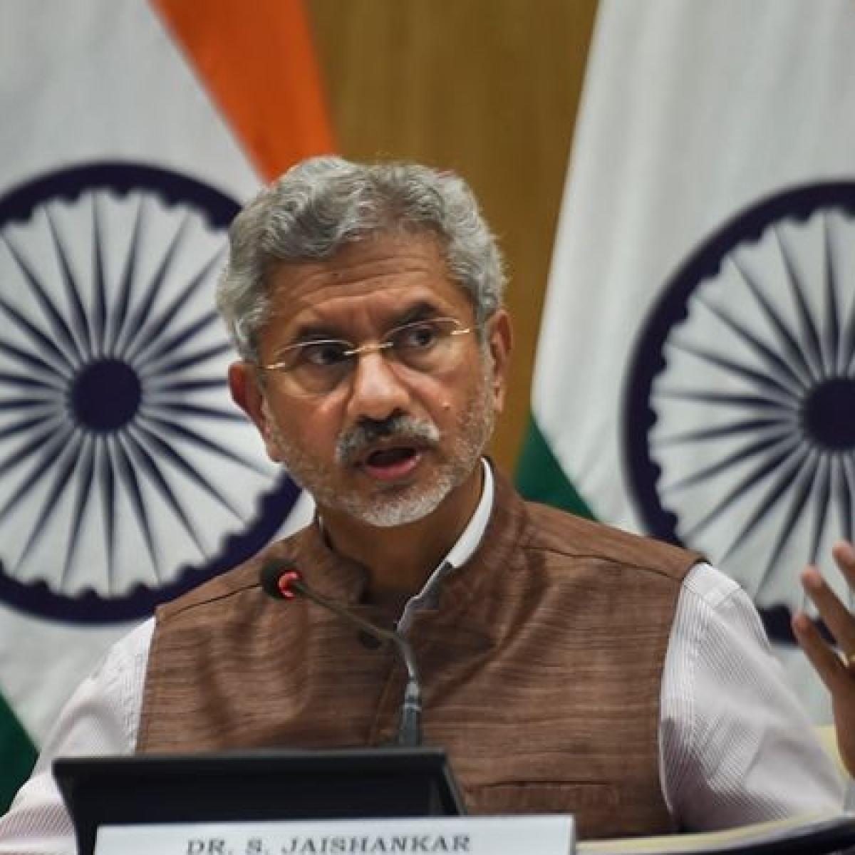 External Affairs Minister Jaishankar urges BRICS' support in UN Security Council reforms