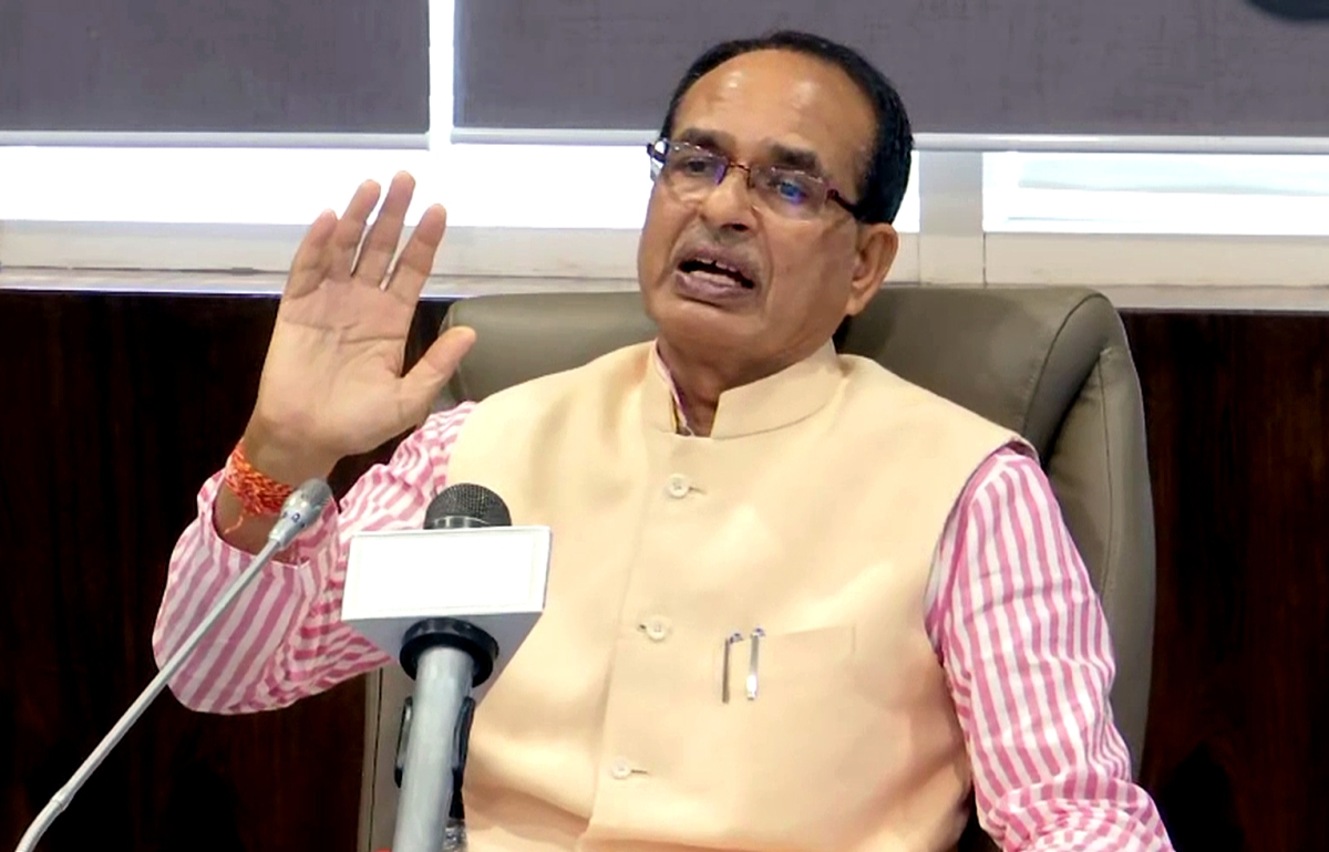 Madhya Pradesh: Rahul Gandhi is discouraging and insulting Army, says CM Shivraj Singh Chouhan
