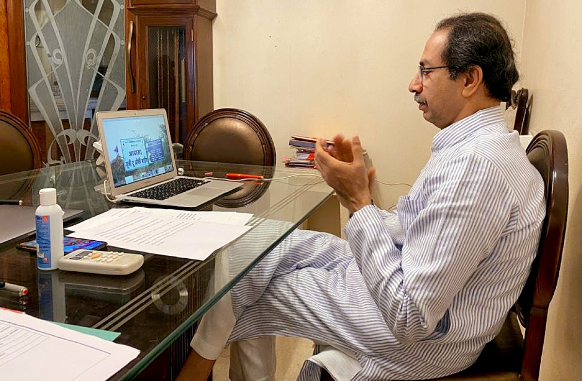 Make the system more Vigilant: CM Uddhav Thackeray's instruction to Nagpur & Amravati Divisional Commissioners