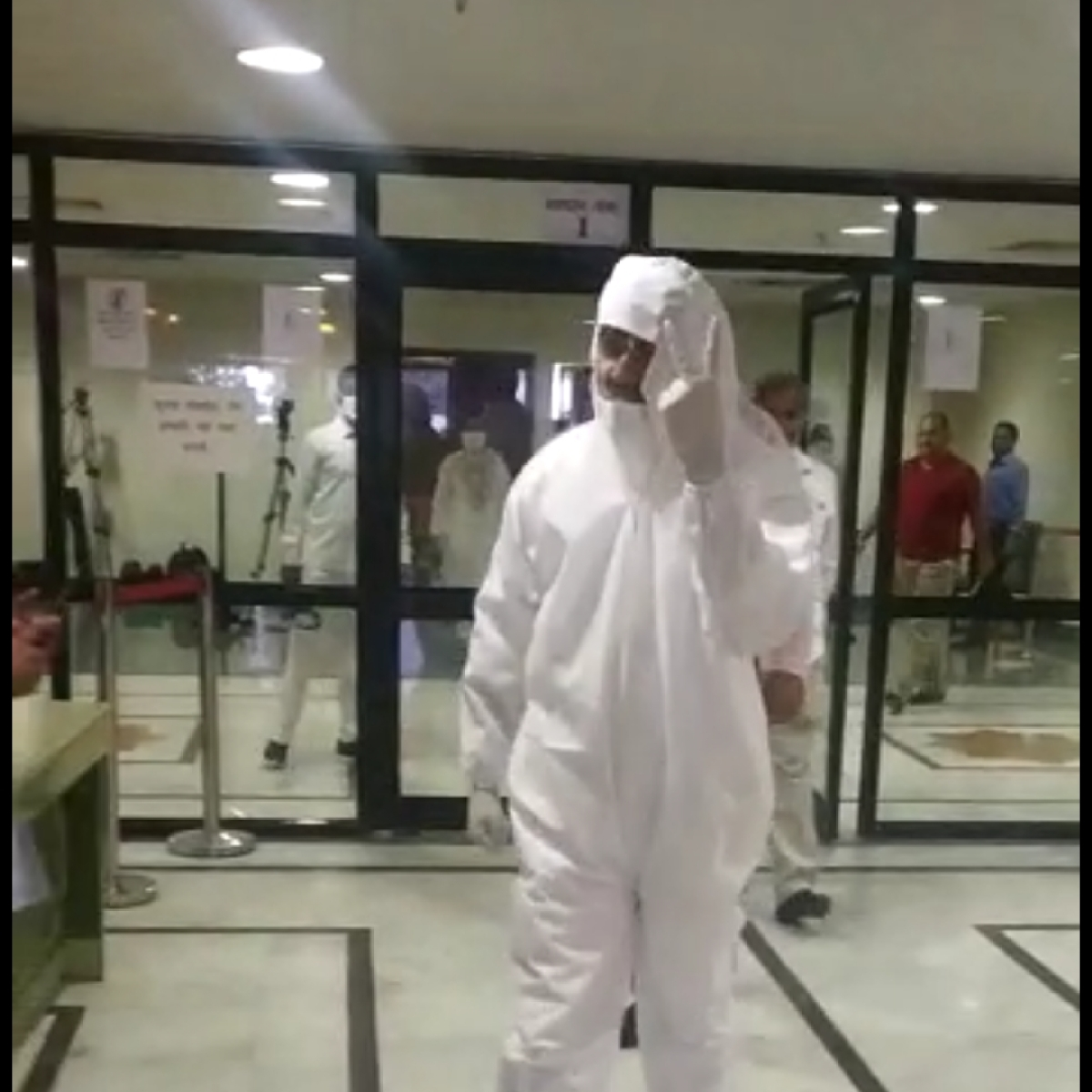 BJP files police complaint against Congress MLA Wajib Ali for violating quarantine rules