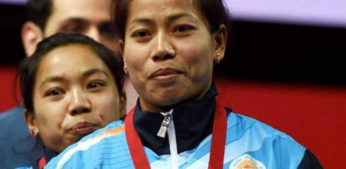 IWF's clean chit for Chanu