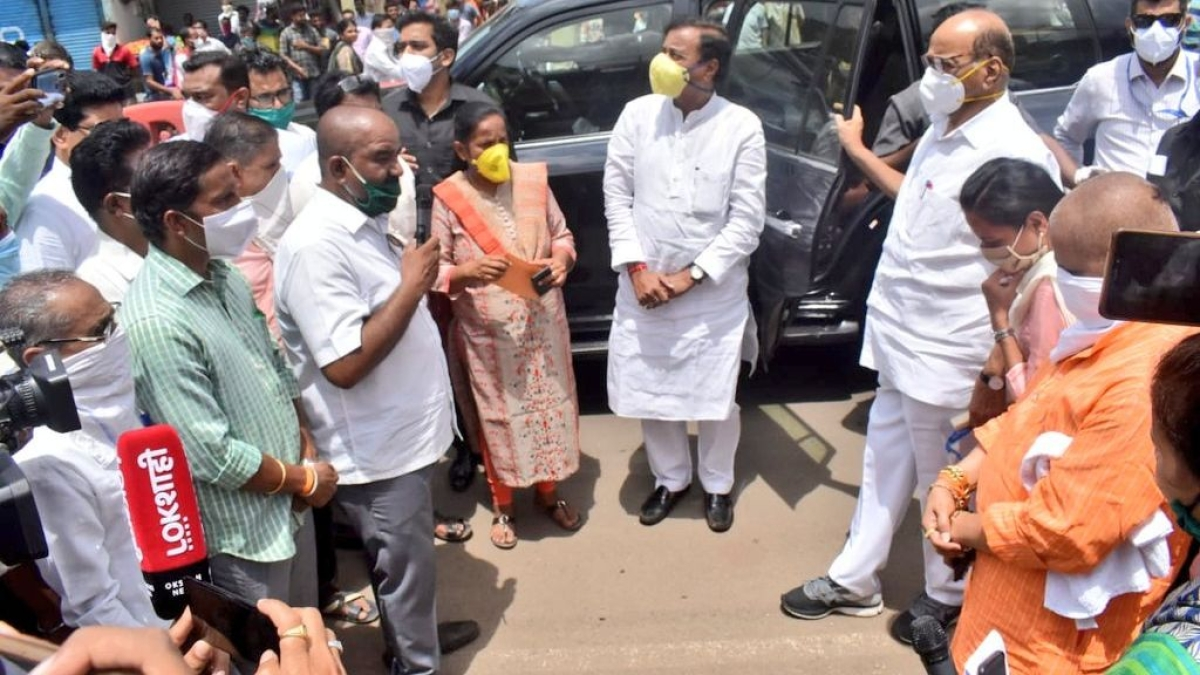'Why hasn't Centre reached out to Maharashtra?': Shiv Sena, defends Pawar for visiting cyclone-hit areas