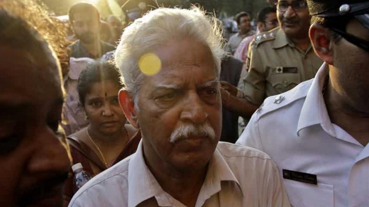 Elgar Parishad case: Varavara Rao discharged from hospital in Mumbai, released on interim bail for six months