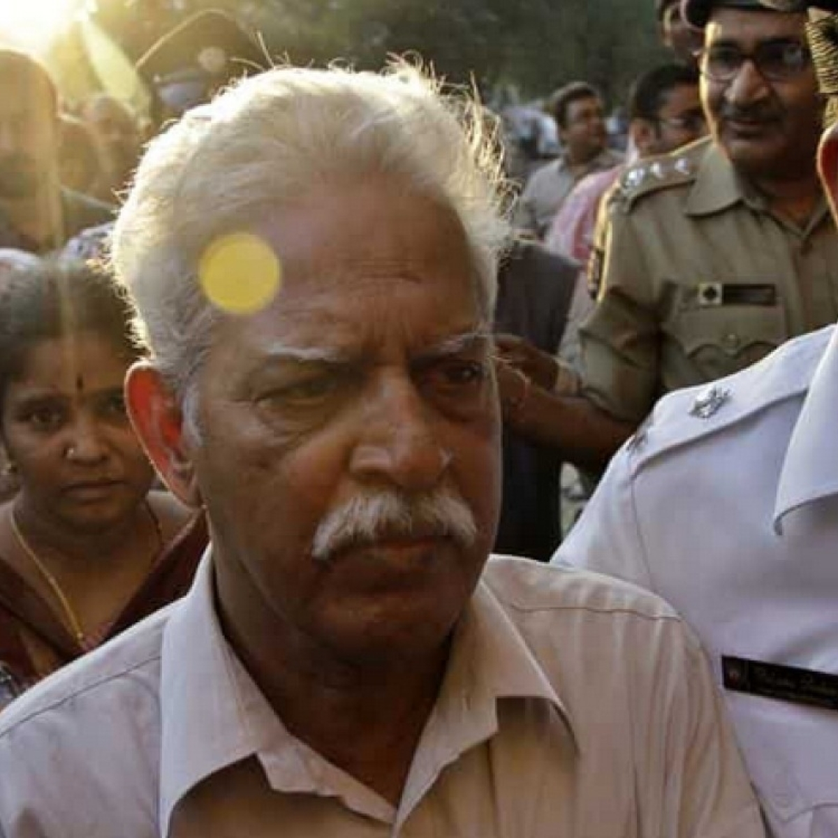 'State is trying to kill him, we have only one demand - don't kill him in jail': Varavarao Rao's family