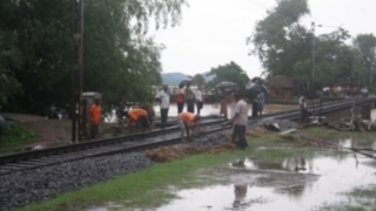 ECoR gears up safety precautions during monsoon