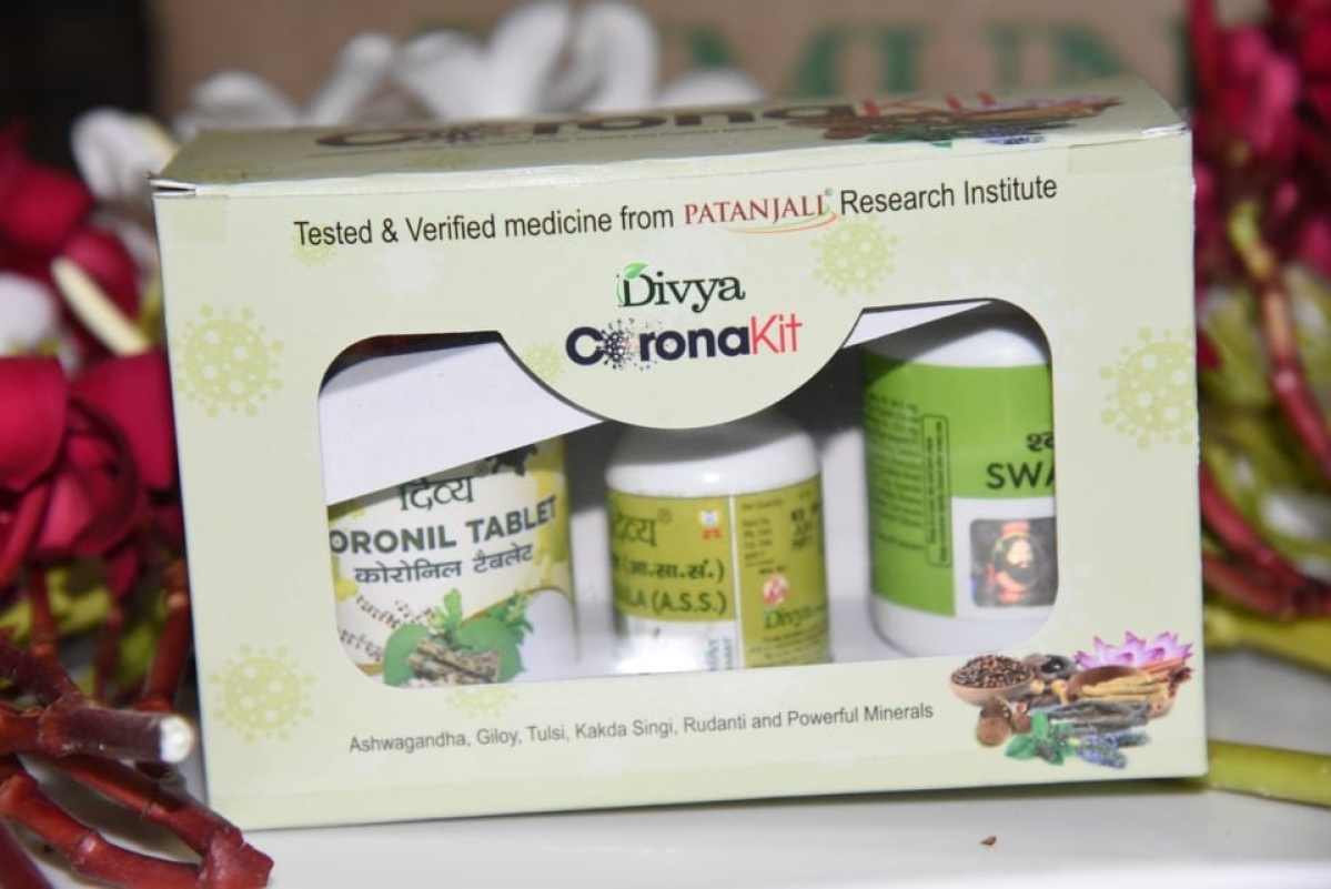 Will take action if Patanjali misleads people on Coronil, warns Maha Minister Rajendra Shingne