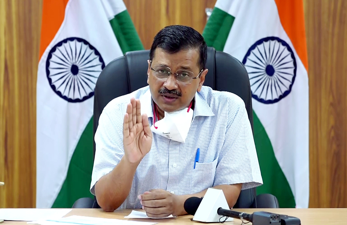 Kejriwal bends the knee to LG, says his directive over hospital beds will be followed