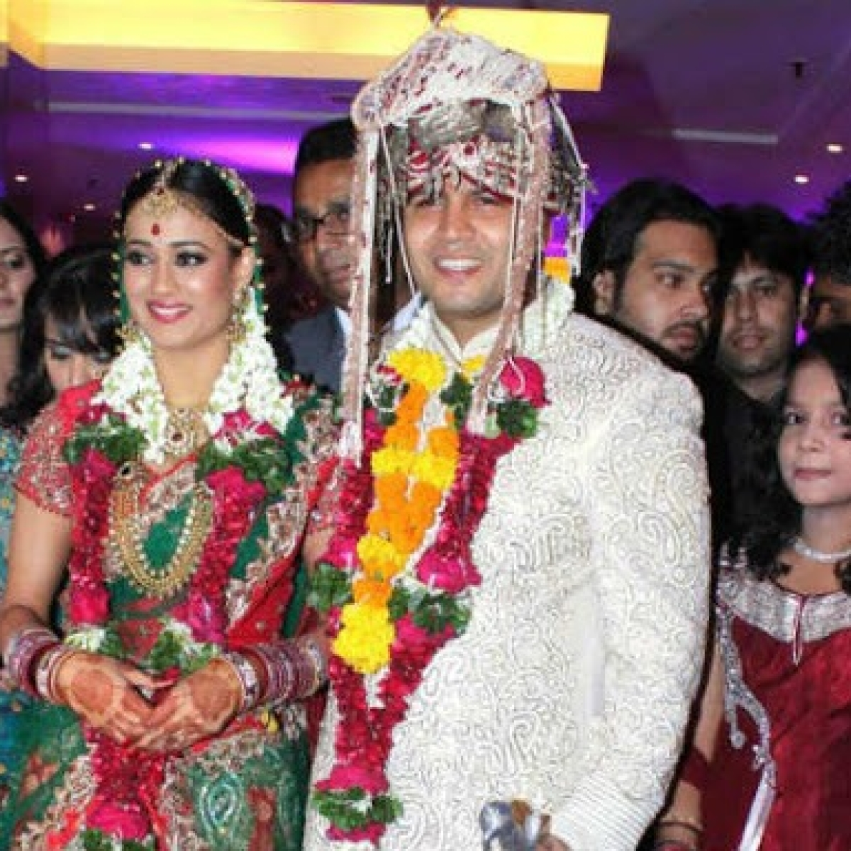 Shweta Tiwari's husband Abhinav Kohli claims no domestic violence case was filed against him, they're still in touch