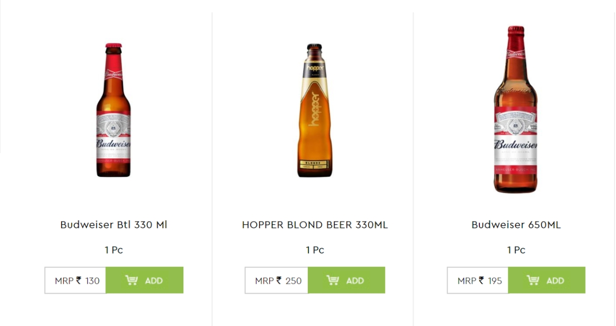 Good news for Tipplers: Nature's Basket is now delivering beers and wines in Mumbai