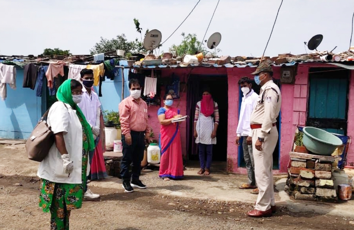 Coronavirus in Bhopal: Of 2600 corona suspects, TT Nagar clocks 1053 cases