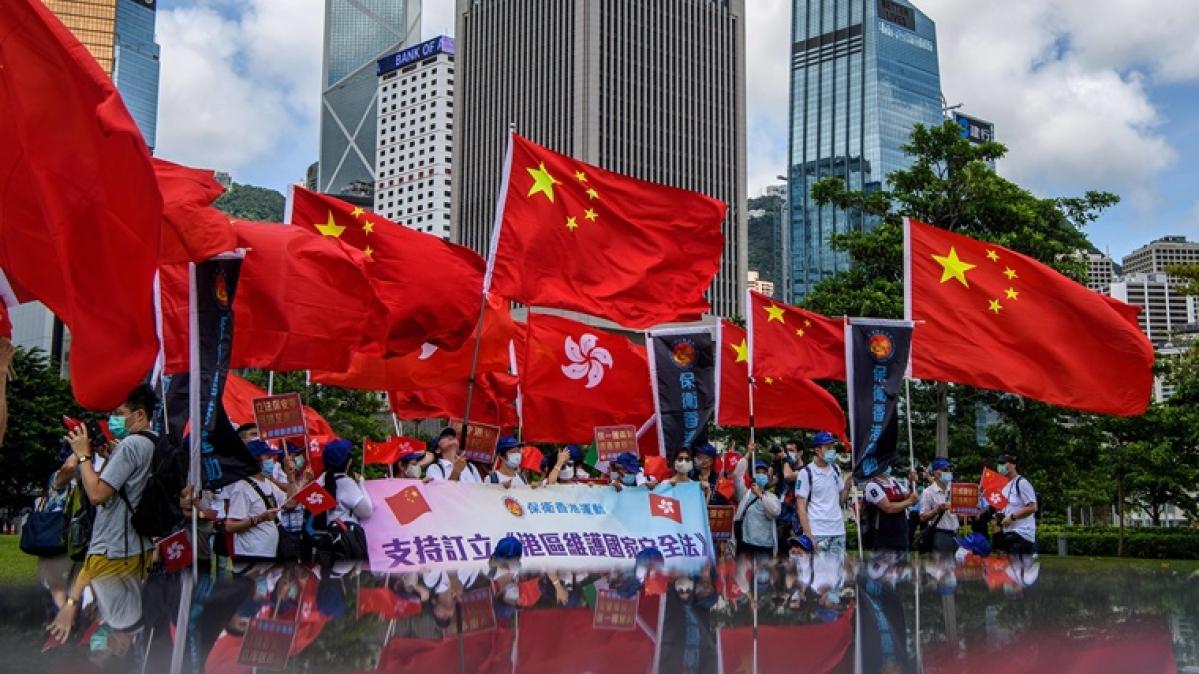 China passes controversial Hong Kong national security law