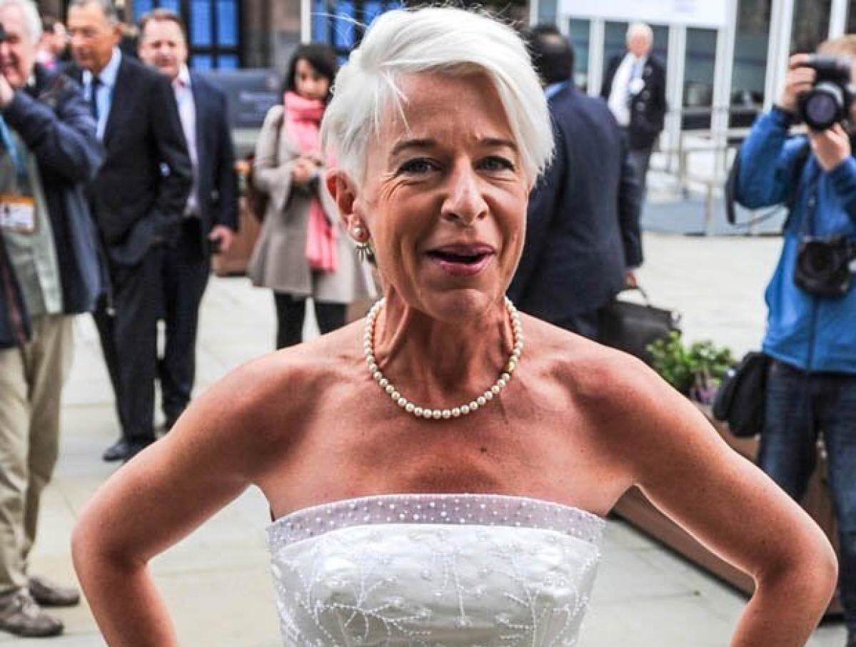 Twitter 'permanently suspends' far-right British activist Katie Hopkins for promoting hate speech