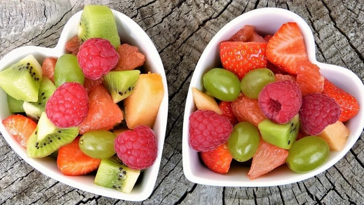 Higher intake of fruits, vegetable linked to better verbal fluency