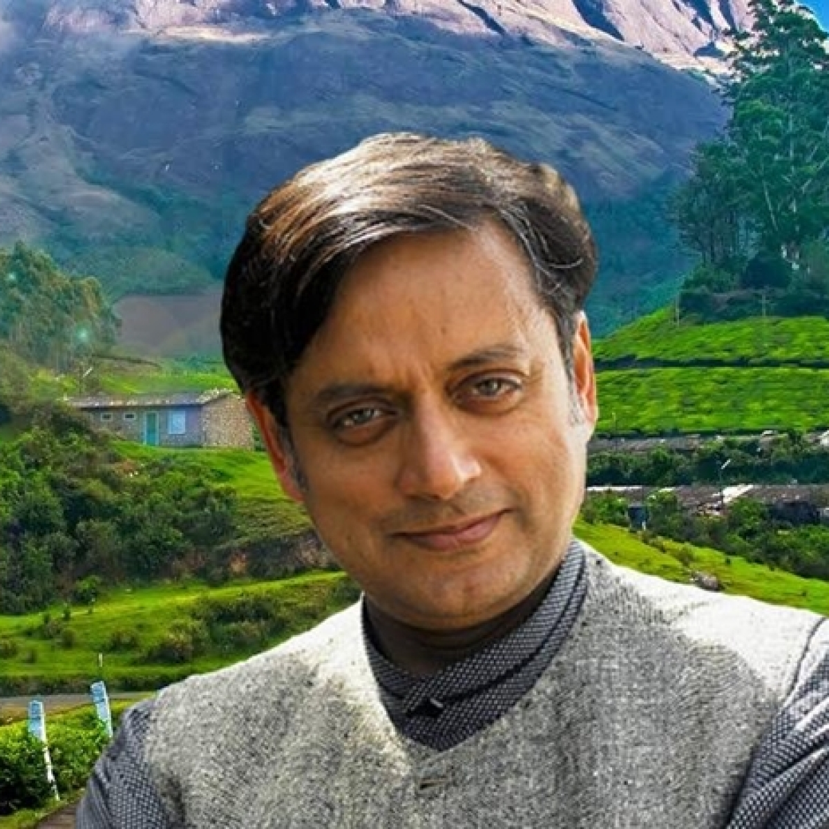 'Mastering Photoshop in 5 minutes': Shashi Tharoor's 'World Environment Day' post has Twitter in splits