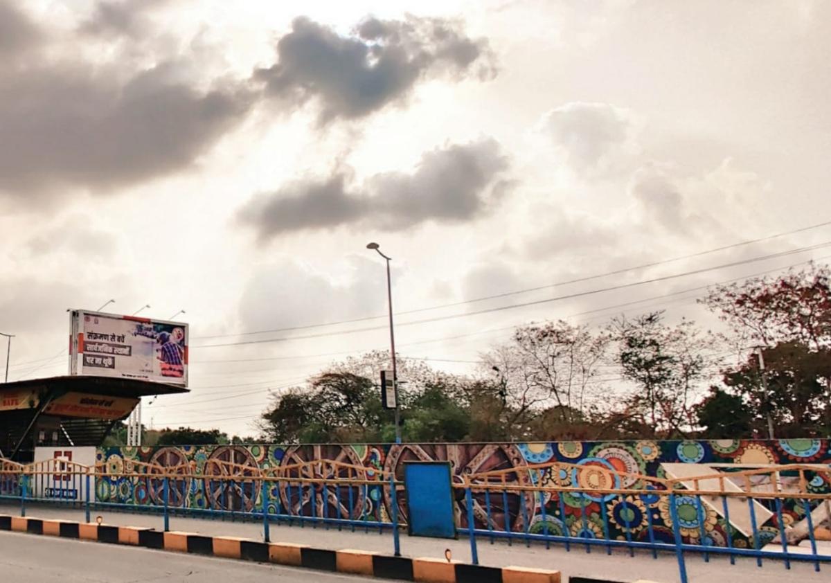 Indore: Temperature falls 10 degree Celcius below normal as rains lash city
