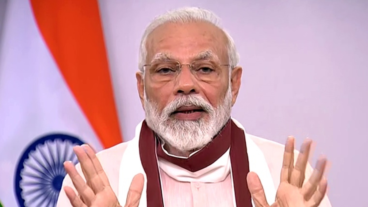 India much better placed than other countries in people-driven fight against COVID-19: PM Modi