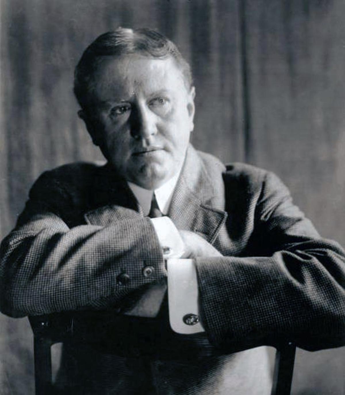 O. Henry, American short story writer