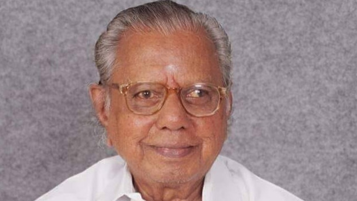 Former Tamil Nadu BJP president K N Lakshmanan passes away at 92: Here's all you need to know about the leader