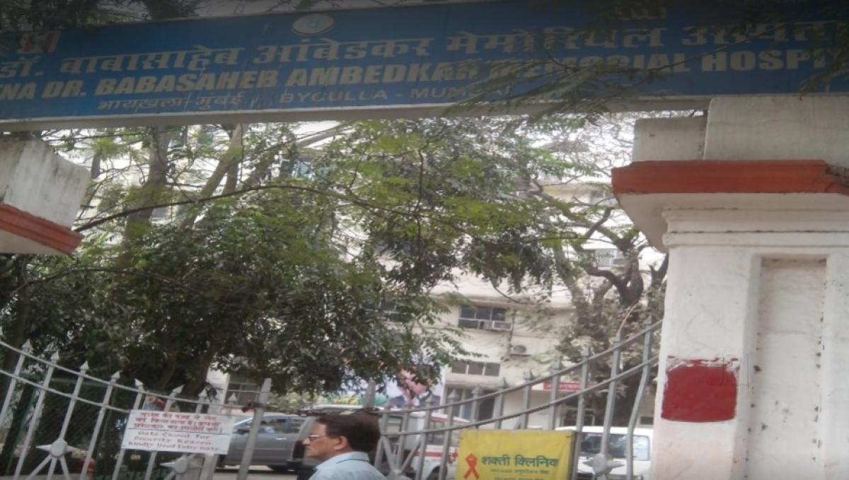 CR's Dr. Ambedkar hospital on top gear against Covid-19